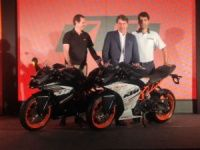 KTM RC 390 and RC 200 launched in India