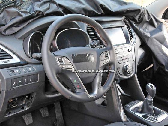 2016 Hyundai Santa Fe Facelift 2015 Best Auto Reviews