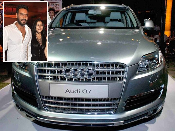 Ajay Devgn has allegedly gifted his lady love not one but two cars