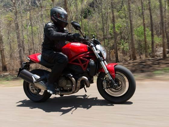 Ducati Monster 821 - First Ride Impressions