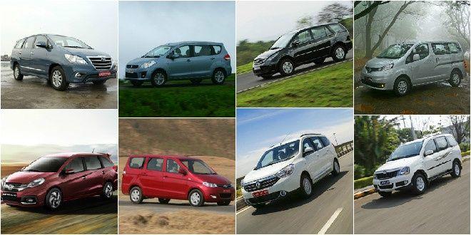 Top 8 diesel MPVs list