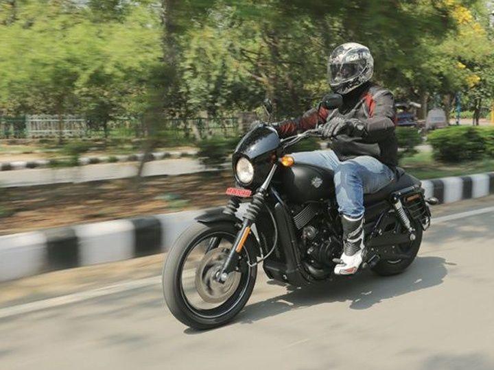 Bikes On Rent In Bangalore Harley Davidson Street