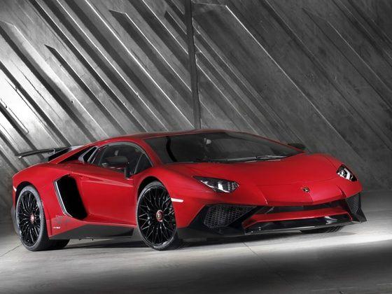 Lamborghini Aventador LP750-4 Supervolace