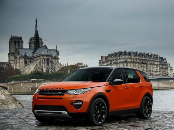 Land Rover Discovery Sport will get new Ingenium engine