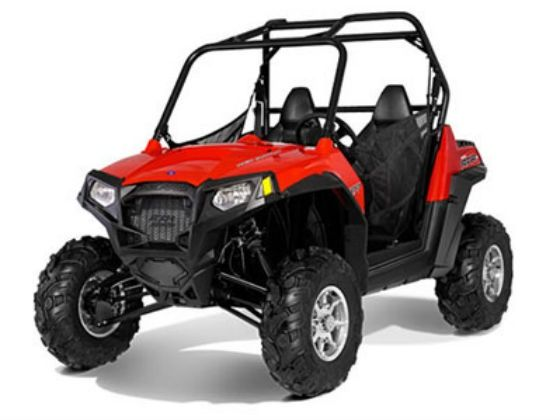 Polaris RZR S 800 for offroader 2015