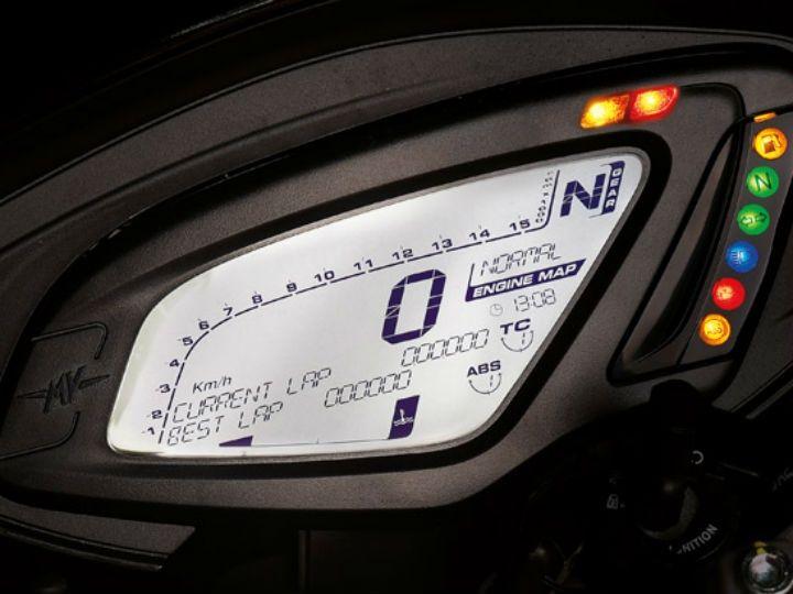 MV Agusta Brutale 800 - Advanced Electronics