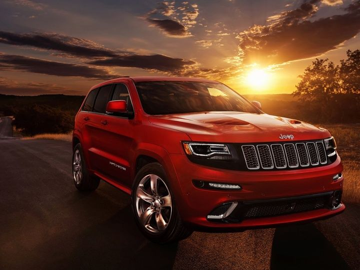 Jeep launches its website in India