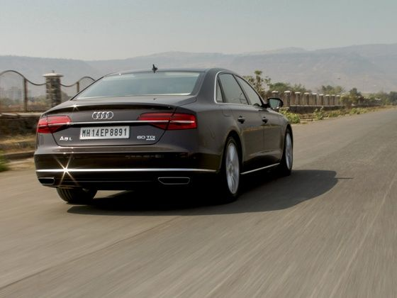 For an enthusiast the Audi A8L 60 TDI is worth the extra money