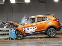India-bound Hyundai ix25 gets five star ratings in C-NCAP