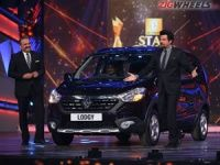 Renault Lodgy MPV unveiled by Anil Kapoor in India