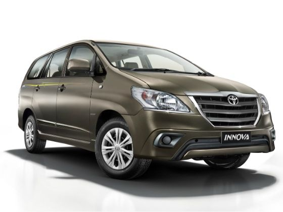 2015 Toyota Innova launched at Rs 10.51 lakh