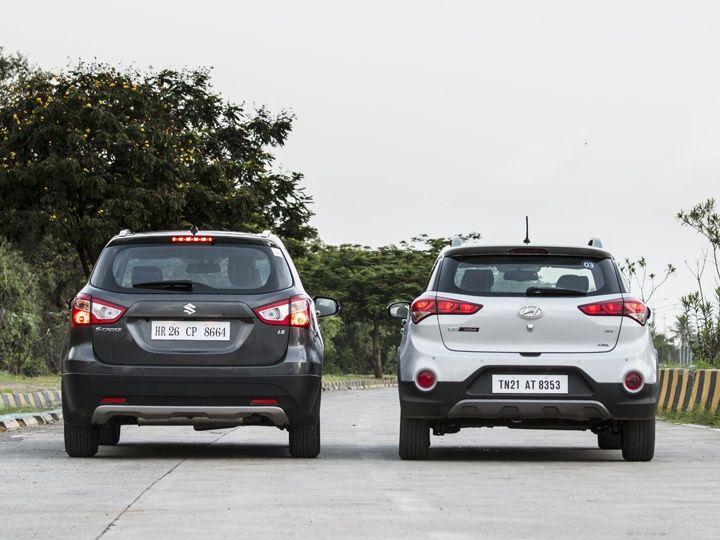 Maruti Suzuki S-Cross vs Hyundai i20 Active: Comparison