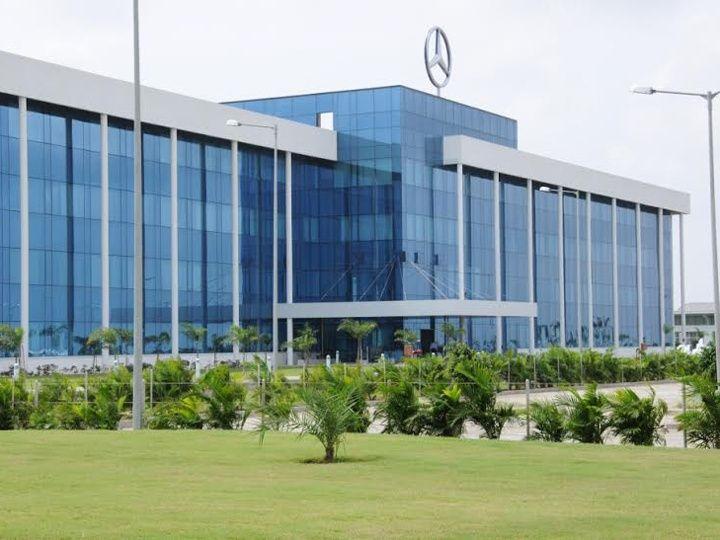 Mercedes benz expands its india car manufacturing plant for Mercedes benz manufacturing