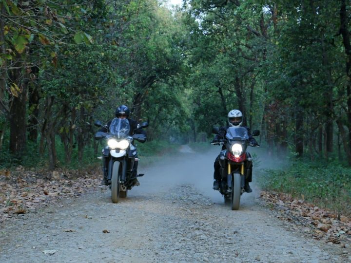 The more you ride the V-Strom, the more you appreciate its qualities