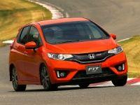 Honda Jazz first review