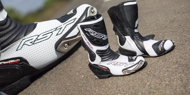 RST Tractech Evo riding boots