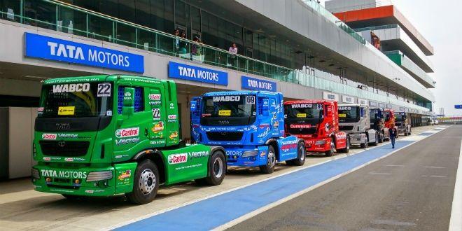 R Ramakrishnan Senior VP Tata Motors Commercial vehicles
