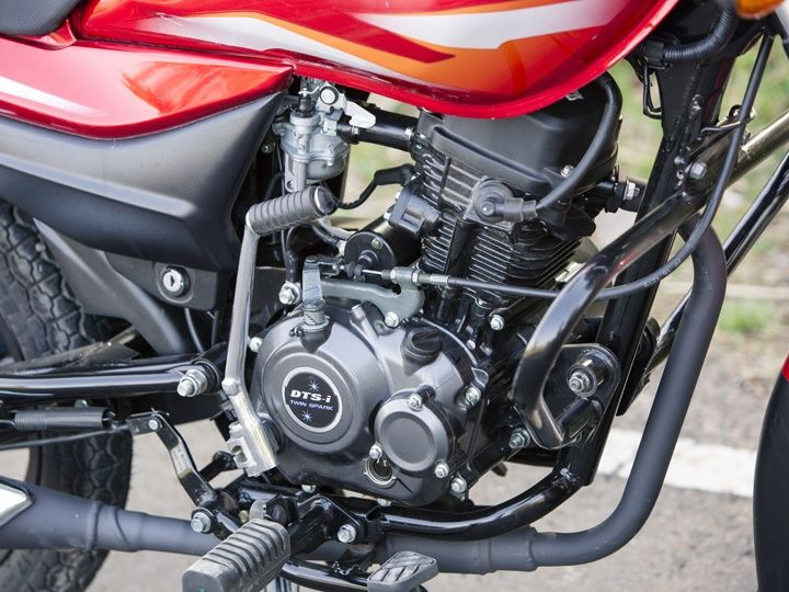 Bajaj Platina ES comes with a new 102cc air-cooled engine