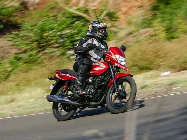 Test riding the Bajaj Platina ES in India for performance and mileage