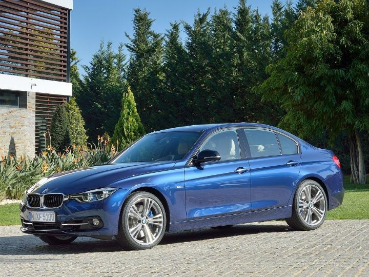 2016 BMW 3 Series update