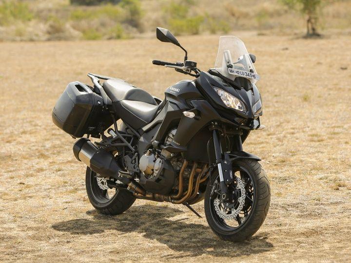 Kawasaki Versys 1000 static
