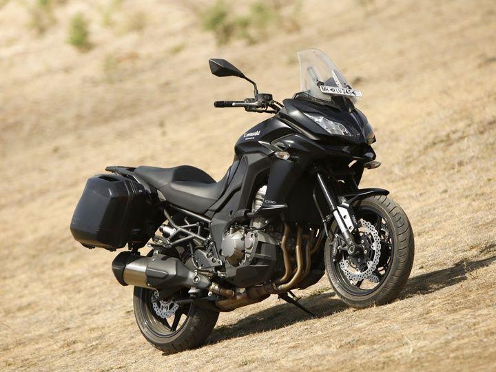 Kawasaki Versys 1000 static pic