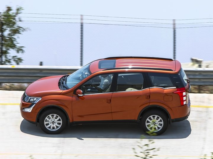 New 2015 Mahindra XUV500 comes with electric sunroof on thee W10 variant