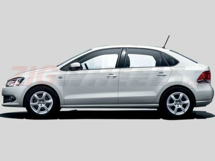 volkswagen to launch sub 4 metre vento sedan zigwheels com