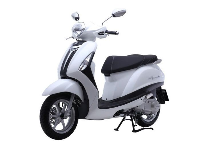 new yamaha 125cc scooter launch today. Black Bedroom Furniture Sets. Home Design Ideas