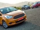 Ford Figo, Maruti Suzuki Swift and Tata Bolt