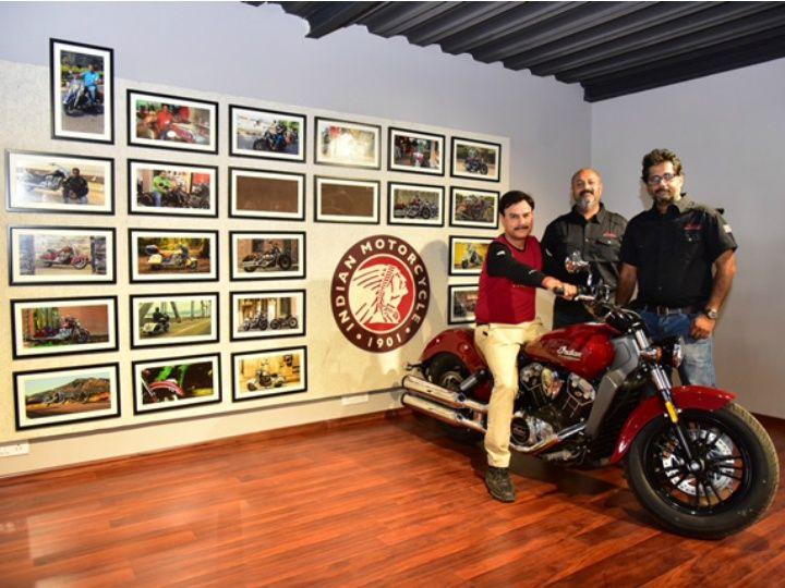 Indian motorcycle dealership