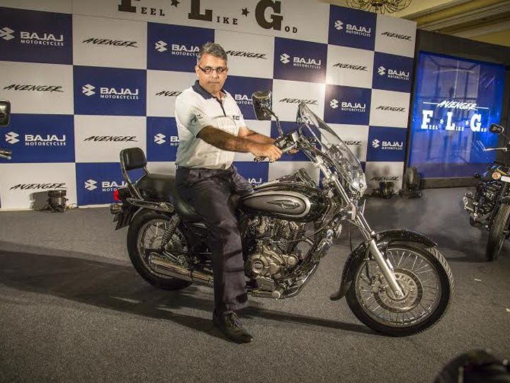 2015 Bajaj Avenger range launched in India