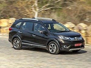 Honda BR-V Compact SUV Diesel and Petrol Review