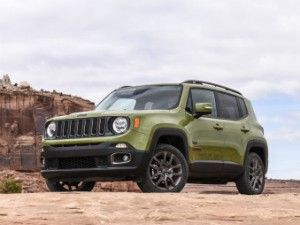2016 Jeep Renegade First Drive Review
