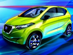 Datsun Redi-GO Global Unveil: What to expect