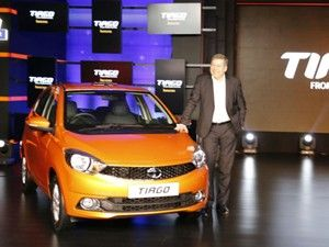 Tata Tiago launched at Rs 3.20 lakh