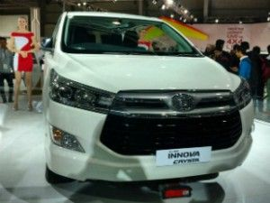 Toyota Innova Crysta diesel to come with two power output options