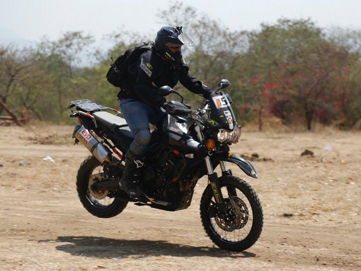 Triumph Motorcycles hosts special Tiger Training Academy in Pune