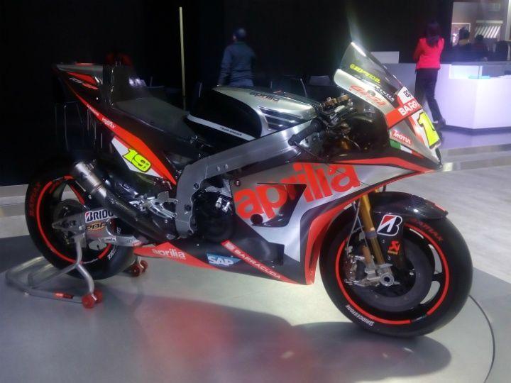 Aprilia RS-GP MotoGP bike