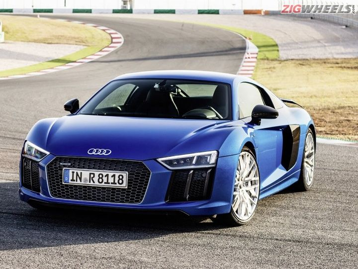 Audi launches new R8 V10 Plus for Rs 2.47 cr