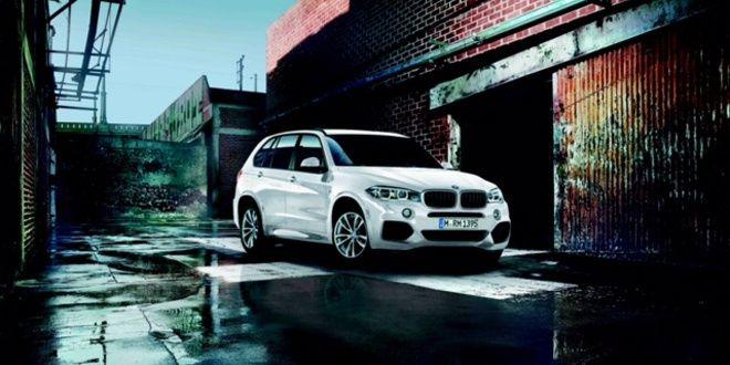 BMW X5 M Sport variant