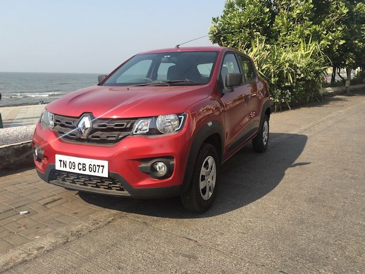 Renault Kwid long term car review