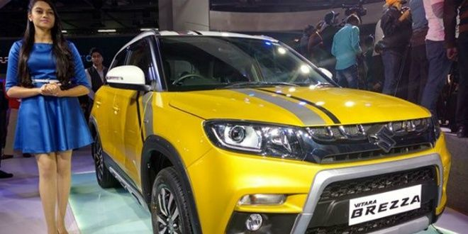 Bookings for the Maruti Suzuki Vitara Brezza commence