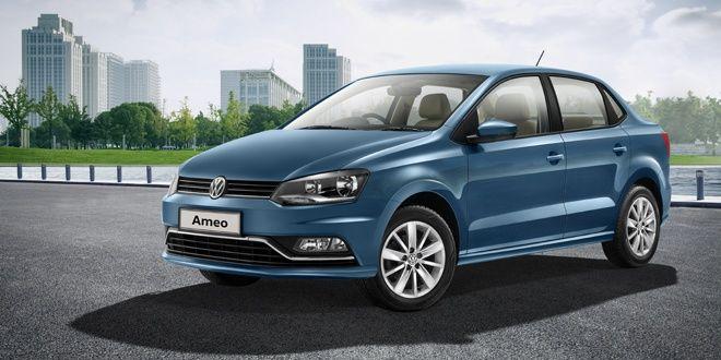 Volkswagen Ameo Compact Sedan