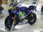 Yamaha YZR-M1 MotoGP bike