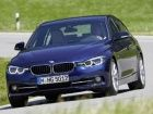 Facelifted BMW 3 Series