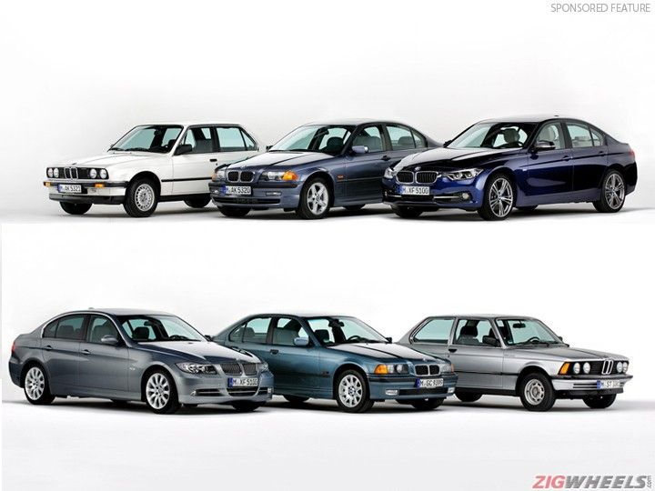 The BMW Series A History Of The Sports Sedan Motoviews - All bmw