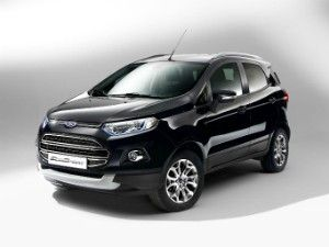 European Ford Ecosport will not be Made in India