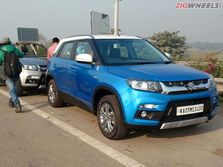 new car launches zigwheelsAuto Expo 2016 Maruti showcases Vitara Brezza now launched