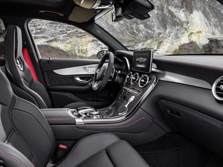 2016 Mercedes-AMG GLC43